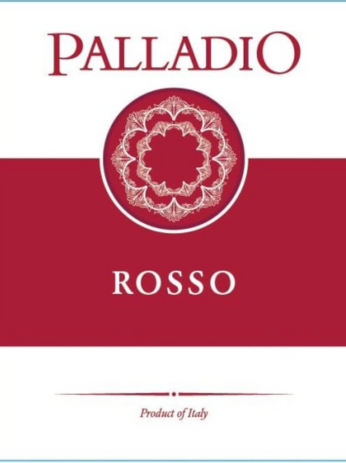 Palladio Rosso Tuscan Red Blend 2016
