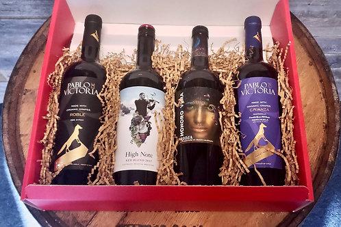 Gift Box 4 Bottles