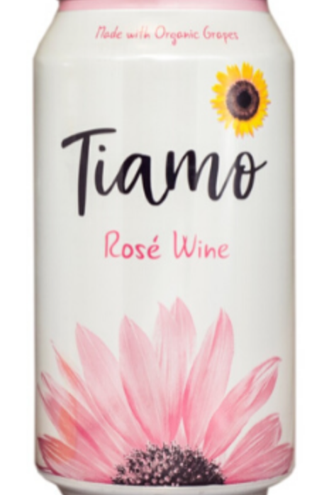 Tiamo Rose Can