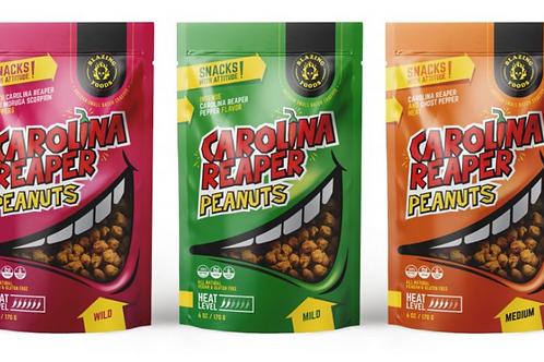 Carolina Reaper Peanuts