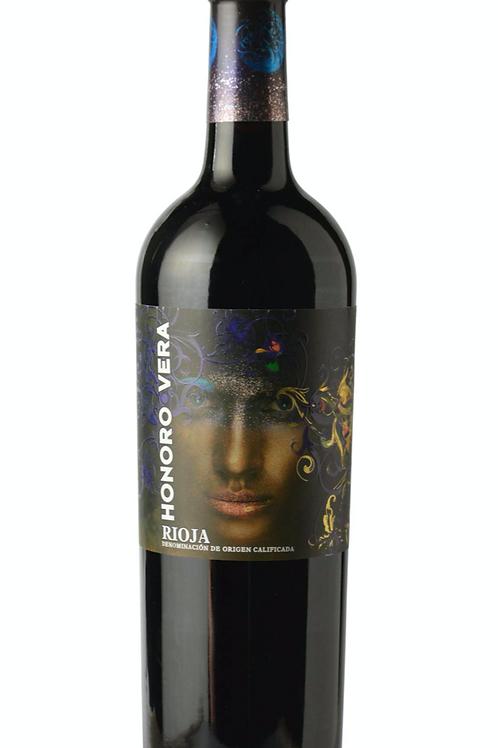 Honoro Vera Rioja Tempranillo (2017)