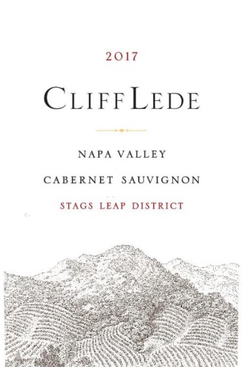 Cliff Lede Cabernet Sauvignon Stags Leap 2017