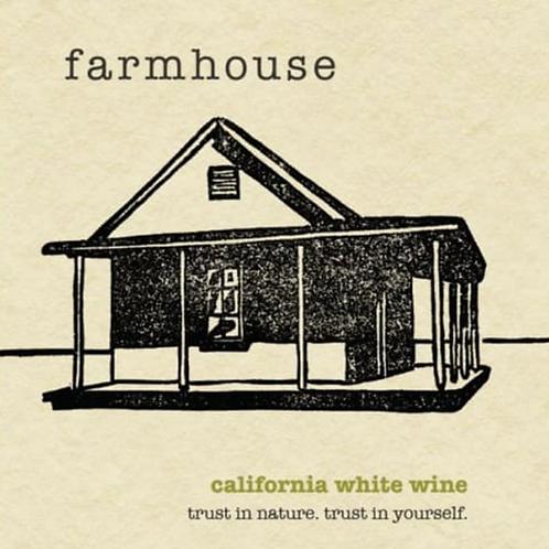 Cline Farmhouse White Blend