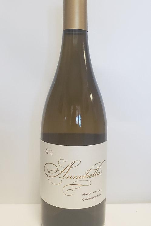 Annabella 2018 Napa Valley Chardonnay