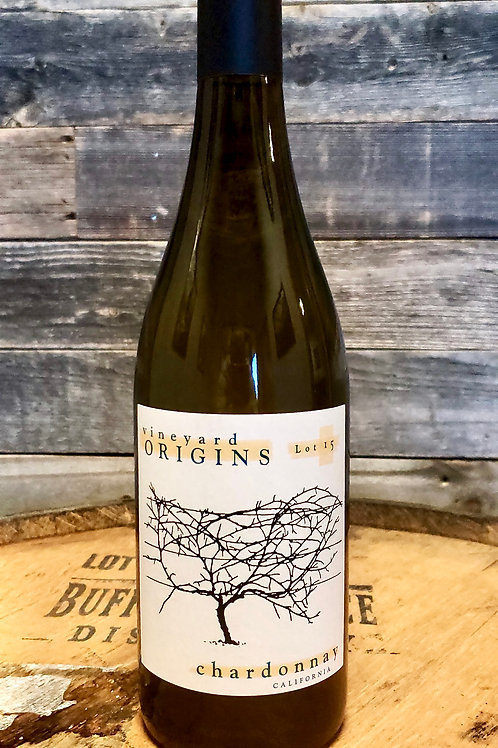 Vineyard Origins, Chardonnay Lot 15