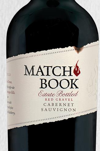 Matchbook Cabernet Sauvignon 2019