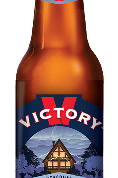 Winter Cheers Hazy Wheat Ale, Victory Brewing Company