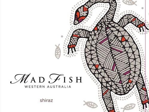 Madfish Shiraz 2016