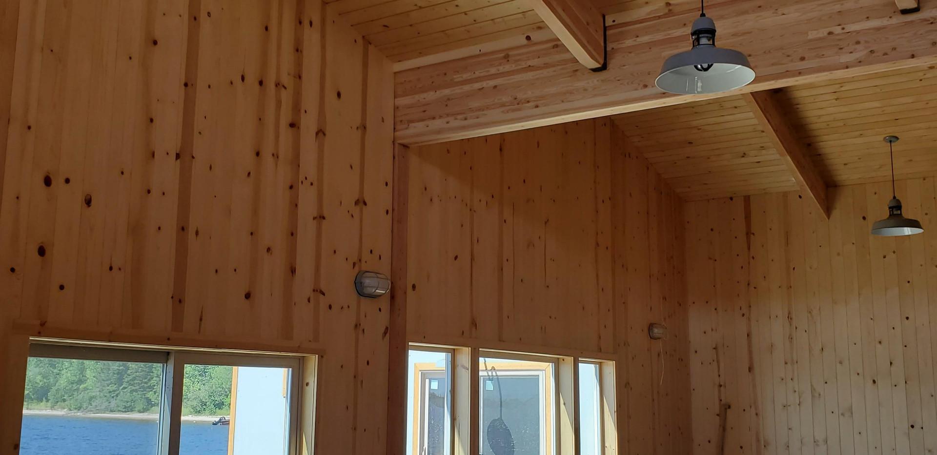 sauna 1.jpgBoathouse