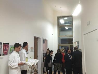 Coram Creative Therapies Centre opens