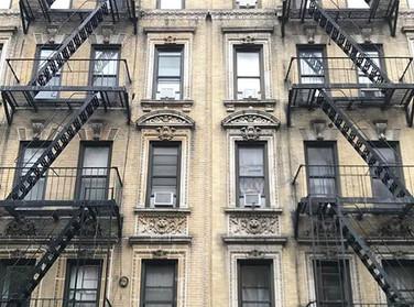 New York Facades