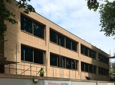 Coram Queen Elizabeth II Centre revealed