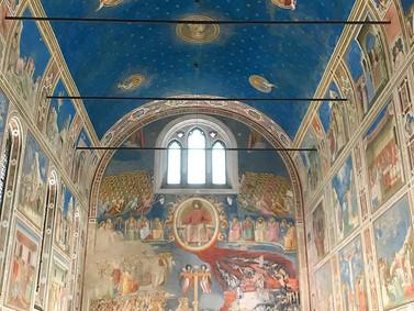 Scrovegni Chapel. Padua