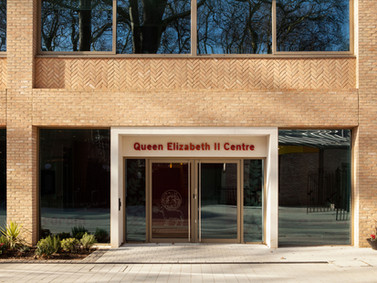 Coram Queen Elizabeth II Centre.