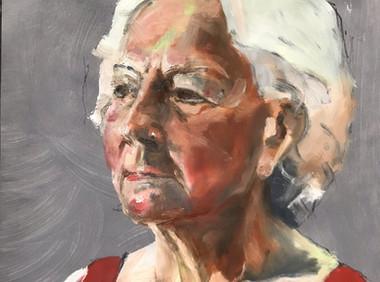 Portrait Painting at the City Lit