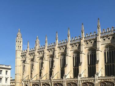 Wonderful Kings College Chapel