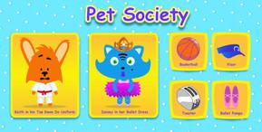Pet Society Sheet