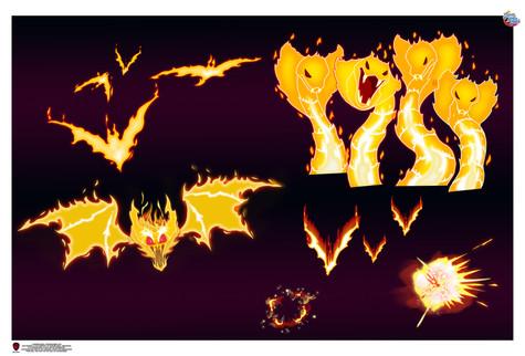 Fire Creatures