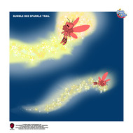 Bumble Bee Sparkle FX