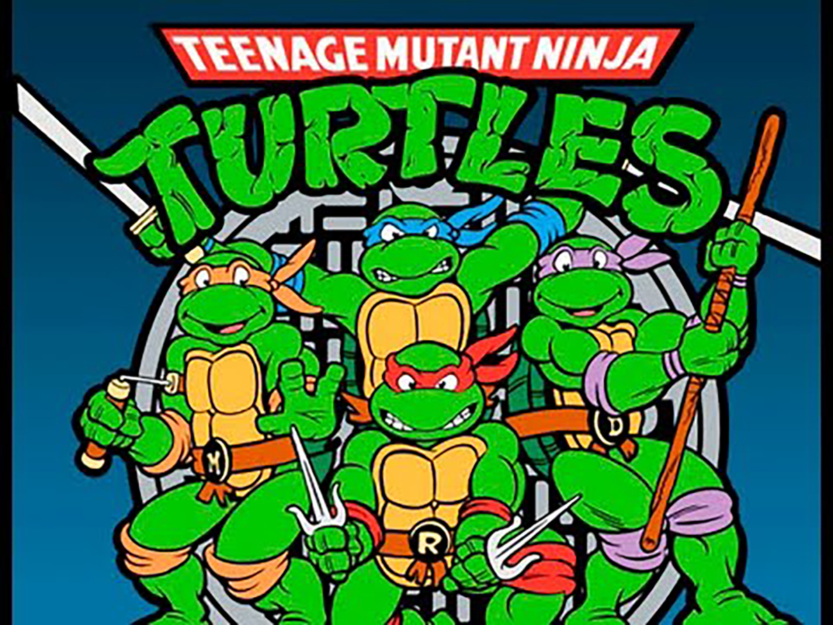 Teenage mutant nija turtles