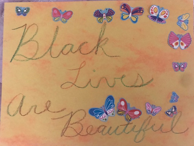 Black Lives Are Beautiful - Sunny Bellow