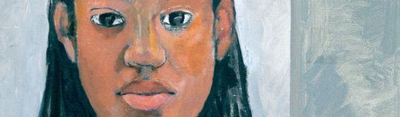 Francie Latour portrait