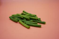 Long Green Bean   Long White Bean