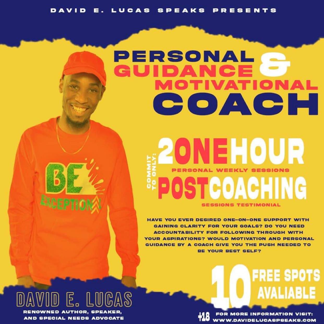 Personal & Guidance Motivational Coach