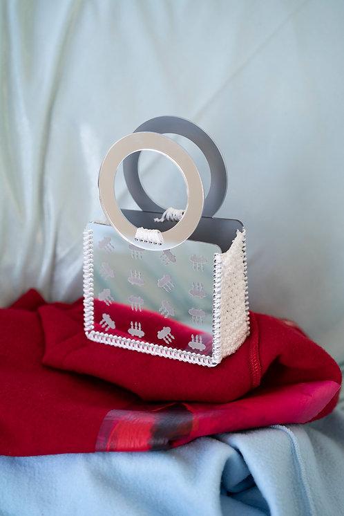 Silver Wahad Bag