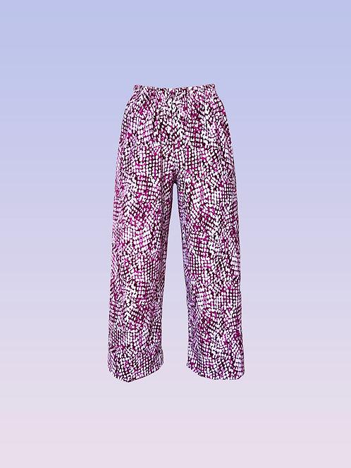Pink Seaway Trousers