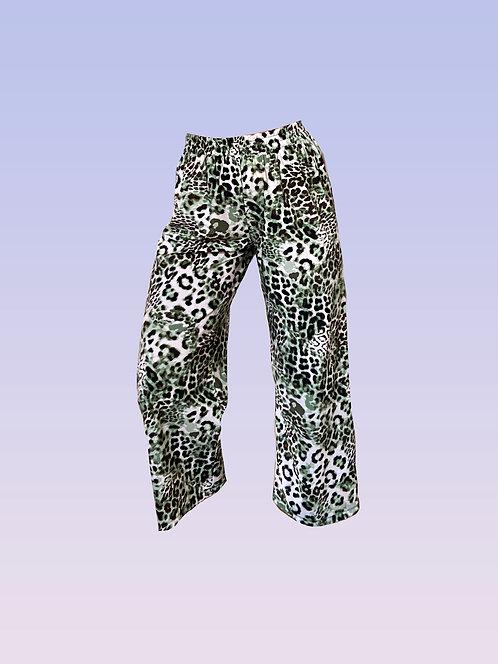 Green Seaway Trousers