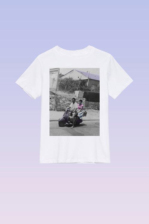 TLV Vespa T Shirt