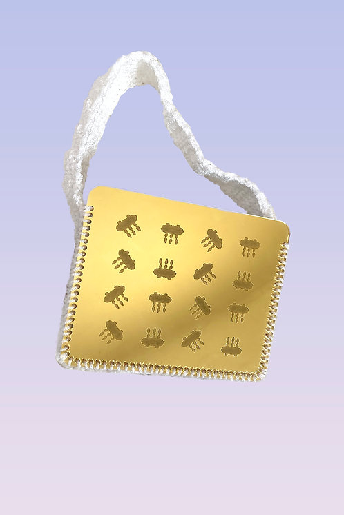Gold Wahad Bag