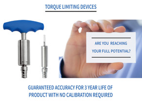 Reach your full potential with our Torque Devices