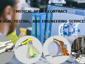 Medical Device Design and Engineering Services