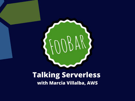Learn all about Serverless with AWS, Developer Advocate - Marcia Villalba.