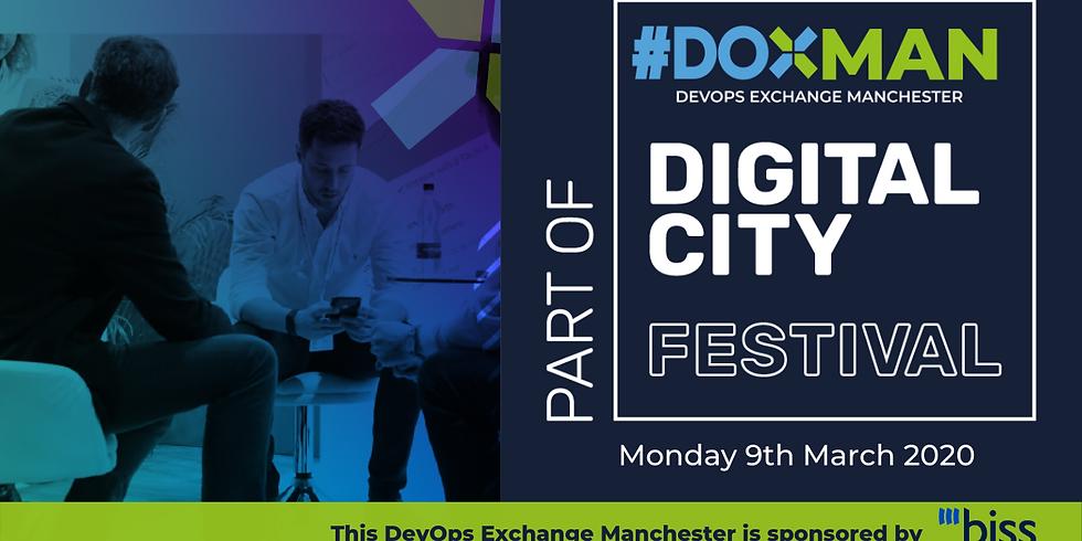 DOXMAN - Digital City Festival