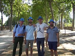 équipe bleue.JPG