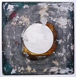 Lunar Plate III (Chalk)