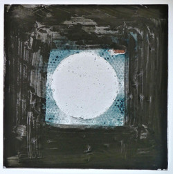 Lunar Plate II (Black)
