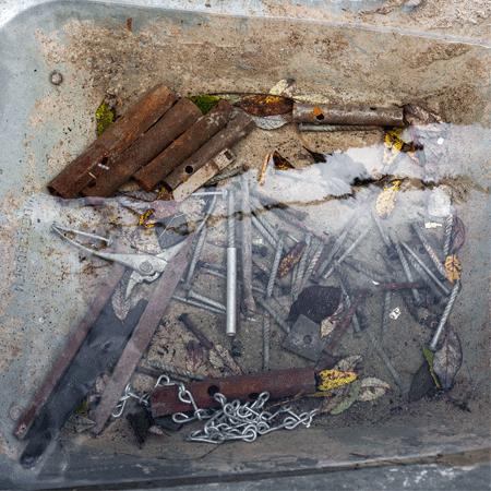 Submerged tools 2012