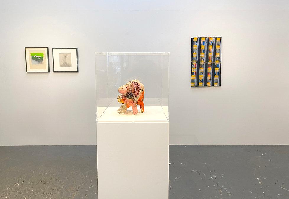 Shared Space, Lockbund Gallery, Vitual Exhibition 2021