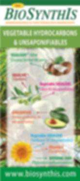 Vegetale Hydrocarbons
