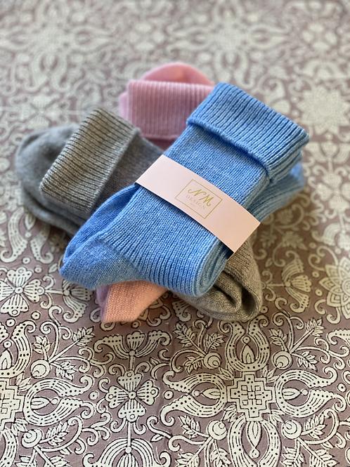 Ladies Bed Socks