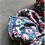Thumbnail: Silk Floral Hair Scrunchie