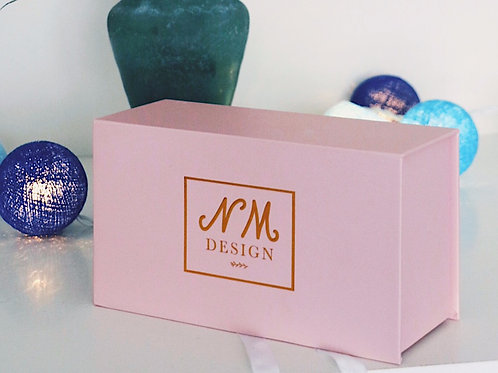 Gift Box for Three Pairs of Socks