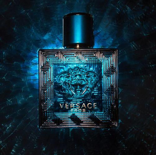 Versace Eros Brian K McQuain