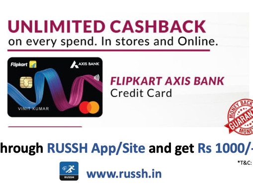 Why you MUST Have Flipkart Axis Bank Credit Card ?