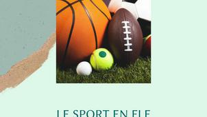 Parler du sport en FLE