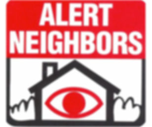Alert Neighbors Logo